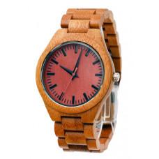 344e30882 Dřevěné hodinky - Hellboy